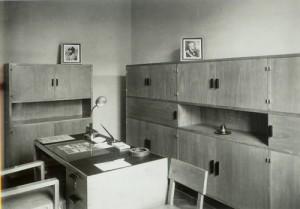 L'ufficio - foto del 1939