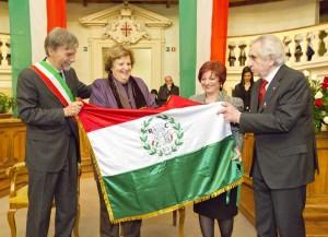 7 gennaio 2013 - sala tricolore - consegna primo tricolore p